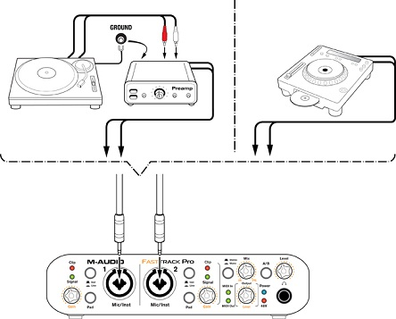 wiring diagram for dj turntable setup wiring discover your torq 2 configuration guide software settings hardware connections setting your dj equipment